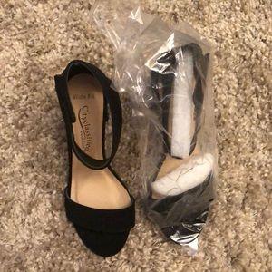 Bran new heels